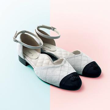 【気分が上がる春小物4選】エクラ編集者がひと目惚れした靴やバッグ