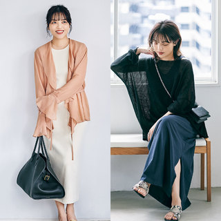 スタイリスト松村純子さん「ヘルシーな女らしさを コスパアイテムで表現」【おしゃれプロのコスパとの付き合い方】