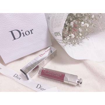 """""""Dior""""大人気のマキシマイザー新色"""
