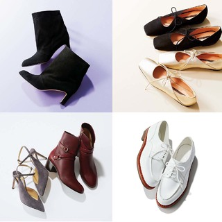 【2019年秋の靴トレンド】売り切れ必至、人気ブランドの新作まとめ