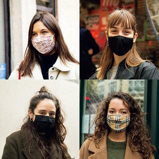 やっぱり気になるパリジェンヌのマスク事情【ファッションSNAP パリ編】