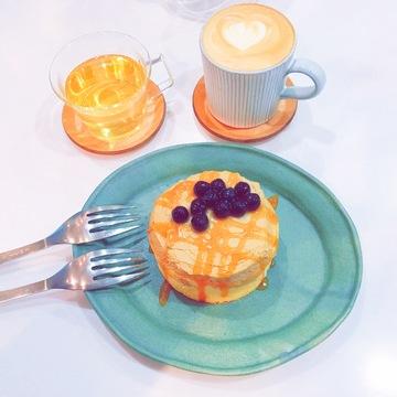 Tapioca Cake in 新大久保¨̮♡
