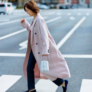 【2020年春ファッション】デニム・ニット・セットアップ!今っぽい着こなしを叶える「春のベーシック服」26