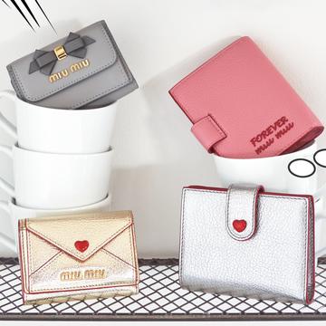 ミュウミュウのミニ財布、中はどうなってる? …も見せます!【20歳からの名品】