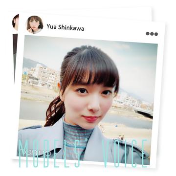 新川優愛&江野沢愛美の最近の旅行の思い出は?【MODELS' VOICE②】
