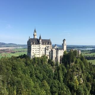 夏休み旅行 day5:ドイツ バイエルン