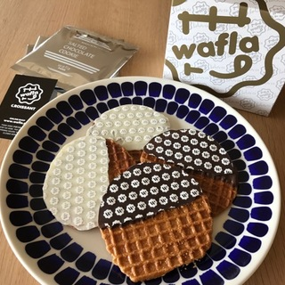 思わず笑顔になるキュートさ! 芦屋川「wafla」のクロワッサンクッキー