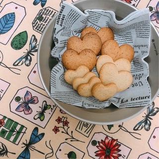 【アミヨガレシピ】簡単!手作りシナモンクッキー