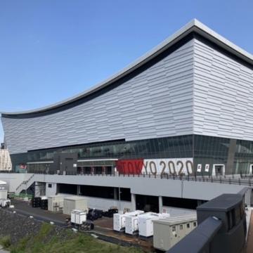 東京2020大会 会場が出来てきています!