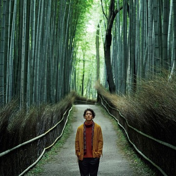 3.嵯峨野 竹林の道