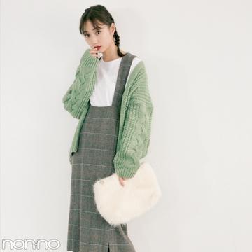今ドキ韓国ファッション、ちょっぴりレトロなシブ色が来てる!