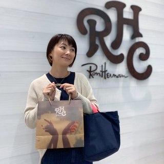 熊本初出店!RHC Ron Hermanでオープン記念限定アイテムをゲット♡