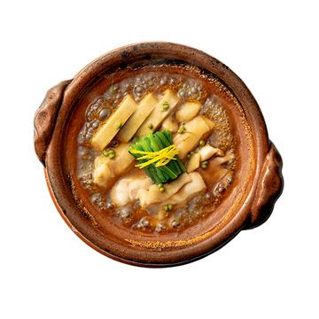 少量でもごちそう感のある「鶏と粟麩の治部煮風」のレシピ【大原千鶴さんのおつまみ小鍋】