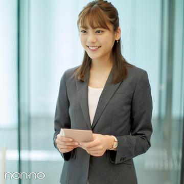 【オフィスコーデ初心者】一番見られるのは名刺交換の瞬間★ふさわしいジャケットとは?