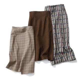今季「スカート」は何を買えばいい?お買い物を成功に導くキーワード3