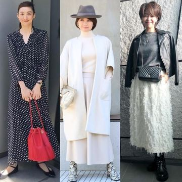 50代読者ブロガーのZARA高見えコーデ特集 photo gallery
