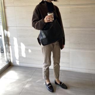 【UNIQLO】コートの前に買い足したのはこんなジャケット❤︎