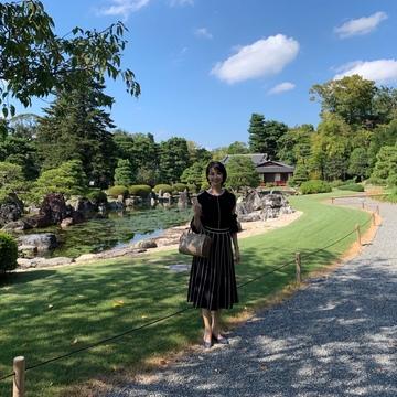 世界遺産・二条城で朝食 IN 京都