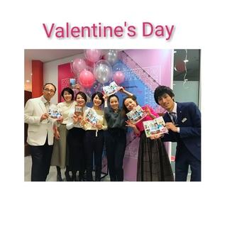 今年のバレンタインは日本橋三越本店へgo!