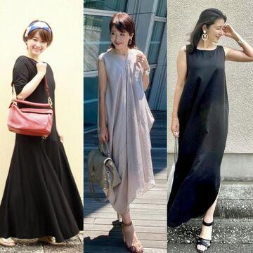 おしゃれな華組ブロガーが選ぶ「夏ワンピース」今年らしい着こなしとは?