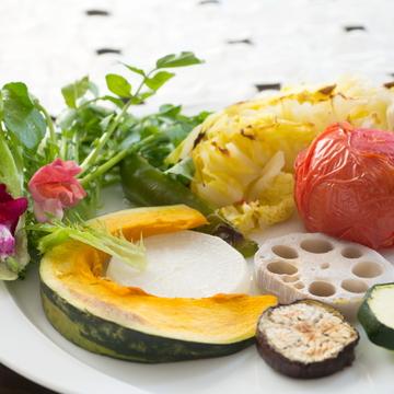 50代の元気:サッとグリルするだけ!簡単夏野菜レシピ