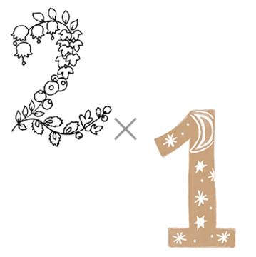2×1 (スタートの年)