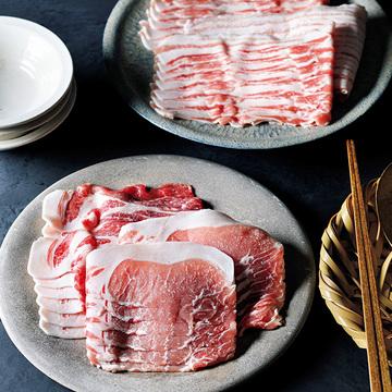 豚肉ならこれ!脂の甘味を味わえる『ふくとめ小牧場』の豚しゃぶセット【最大級に気分が上がるお取り寄せ】