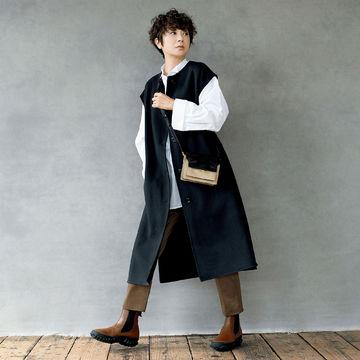 スタイリスト佐伯敦子さんセレクト!大人がときめく「MARNI」の上質カジュアルスタイル