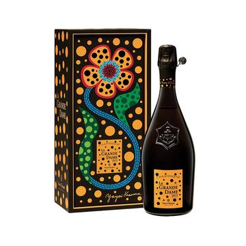 """""""偉大なる女性""""への贈りもの。草間彌生のアートが彩るシャンパーニュ【飲むんだったら、イケてるワイン/WEB特別篇】"""