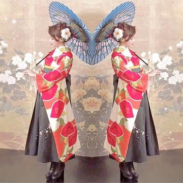 【卒業式♡袴style】