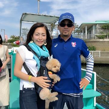 アレンジTで愛犬を連れて江ノ島デート♪_1_4-1