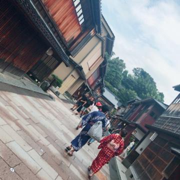 可愛く変身❤︎着物で金沢巡り_1_8