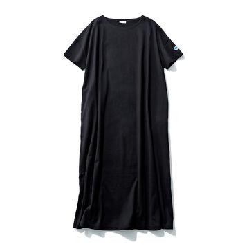 即完売するワンピースに新色のブラックが登場!「ORCIVAL」のAラインワンピース