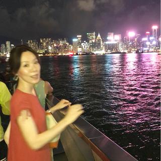 ハッピーバースディ IN 香港☆涼楽な旅服で美味しく。アクティブに!