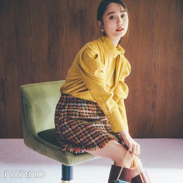 七瀬&友菜の「ズルいレトロ」♡ '70sカラーコーデが可愛いすぎ!