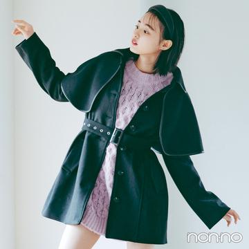 遠藤さくらSweet BLACK♡ きれい色と合わせて上級者っぽく