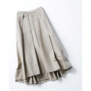 即完売の予感!? 大ヒットした、エクラ別注『VERMEIL par iena スカート』が再登場!