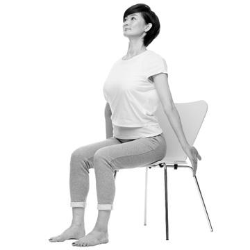 美しい姿勢をキープする背中の鍛え方 老けない姿勢のつくり方⑥【From MyAge/OurAge】