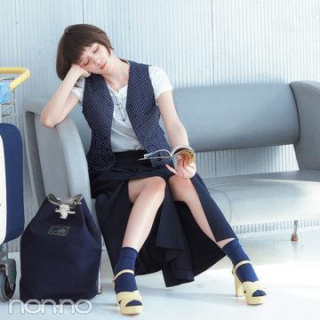 ノンノモデル本田翼「スペインへ約1週間 母と娘の親孝行旅♡ 」【clubばっさーへようこそ】