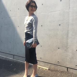 Sサイズさんにぴったりのスカート丈