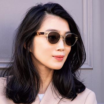 このサングラスと一緒に夏を楽しもう