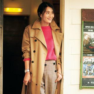 大人の湘南カジュアルはじめました。エディター坪田あさみさん【My Life,My Fashion!】