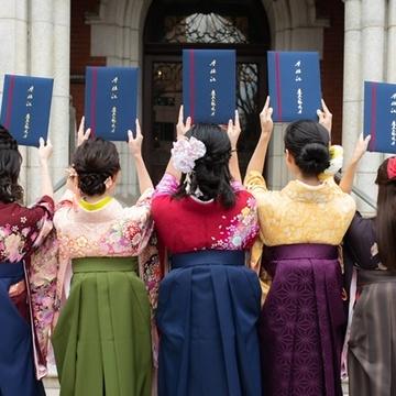 慶應義塾大学を卒業しました♡今後もよろしくお願い致します