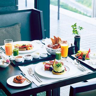 大人がわざわざ行きたい「しあわせ ホテルの朝ご飯」