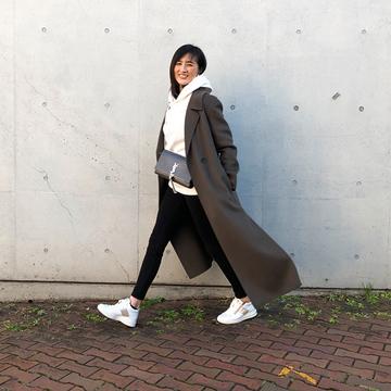 【エクラ華組】スニーカーからブーツまで!気になる冬のシューズコーデ 五選