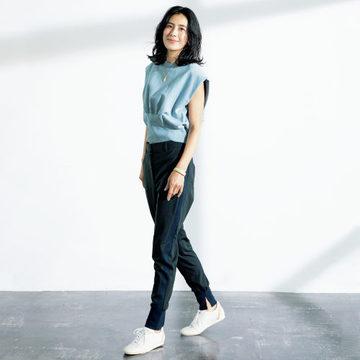 スタイリスト地曳いく子さんセレクション!「3.1 Phillip Lim」のトップス&パンツで軽快な春スタイル