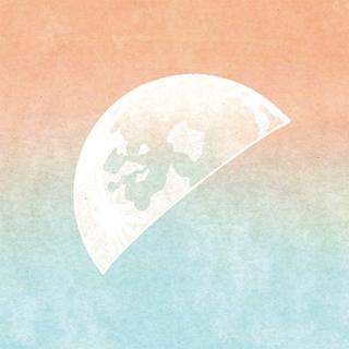 【 下弦の月 】