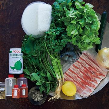 【夏のお取り寄せ2020】野菜たっぷり、辛酸っぱい味の「ベトナムしゃぶしゃぶ鍋」で夏バテ知らず!