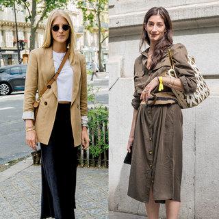 最愛カラーは「こなれブラウンとベージュ」【ファッションSNAP パリ・ミラノ編】