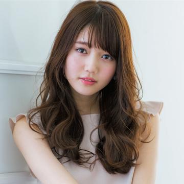 めちゃ可愛ヘア♡ 新ノンノモデル松川菜々花のエアリーロング【Before-Afterアリ!】